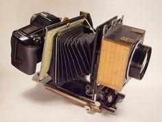 Hand made tilt shift attachment for Canon EOS. Lens Cooke Anastigmat 2.9/165mm in Cameras & Photography, Lenses & Filters, Lenses   eBay