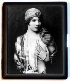 Vintage Flapper Sexy Gal Gypsy Princess RETRO by sweetheartsinner, $9.99