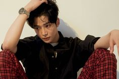 Read this exciting story from MEN 'S FOLIO Singapore June/July Beyond his cool demeanour, Ro Woon, of Korean boyband is just a down-to-earth lad fiercely living his dreams. Cute Korean, Korean Men, Asian Men, Asian Actors, Korean Actors, Blackpink Photos, Cha Eun Woo, Cute Actors, Kdrama Actors