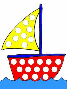 Summer Bingo Dauber Art Coloring Pages Preschool Learning Activities, Preschool Worksheets, Sewing Projects For Kids, Crafts For Kids, Lacing Cards, Do A Dot, Special Education Classroom, Childhood Education, Kids And Parenting