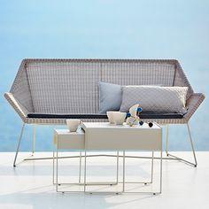 Cane-line - Breeze - moffice.  #Indretning #Design #Udendørsmøbler #Havemøbler #Haveinspiration #Inspiration #Have #Luksus