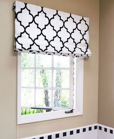 Contemporary Cotton Roman Shades by DrapeStyle.  Hand Made From $179.99.    http://www.drapestyle.com/contemporary-cotton-roman-shades.html
