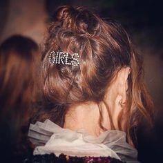 - NEW ARRIVAL - AS SEEN ON @alexachung  Girl Hair Clip / Ashley Williams  Available at #merci #merciselectshop #mercitaiwan #mercitaipei #mercionlineshop  merci Online Shop / www.merciselectshop.com \ merci Select Shop / 台北市大安區敦化南路一段177巷37號。1F, No.37, Ln177, Sec1, Dunhua SRd, Daan Dist, Taipei City, Taiwan. 。 \ #ashleywilliams #girl #boy #hairclip  #diamond #designer #brand #spring #summer #cool #style #worldwideshipping #musthave #street #dope #chic #mode #ootd #ootn #2017 #newarrival