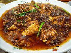 mápódòufu. sichuan restaurant rakuda. 麻婆豆腐.四川料理駱駝.
