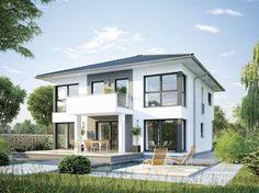 CityLife 600 - #Einfamilienhaus von WeberHaus GmbH & Co. KG   HausXXL #Fertighaus #Energiesparhaus #modern #Zeltdach