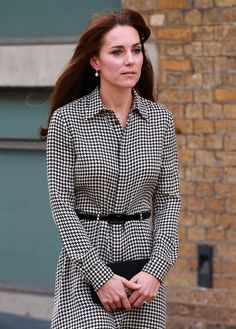 The Duchess Of Cambridge Visits The Anna Freud Centre on September 17, 2015