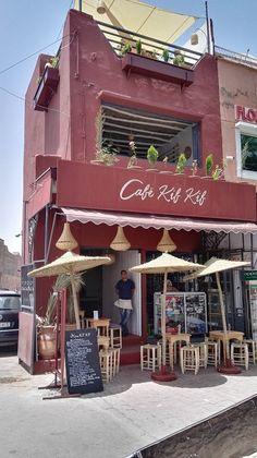 Café Kif Kif Marrakech