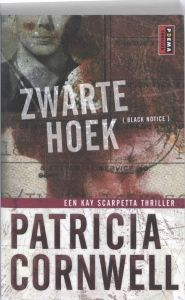 Zwarte hoek Patricia Cornwell