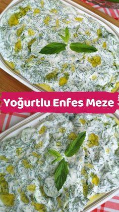 Salad Recipes, Snack Recipes, Cooking Recipes, Healthy Recipes, Great Recipes, Favorite Recipes, Bread Machine Recipes, Turkish Recipes, Gourmet