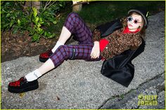 Chloe Moretz graces the cover of Nylon magazines Young Hollywood issue for May 2013, in these photos premiering exclusively on JustJared.com. Here is what the…