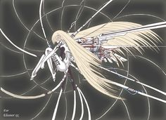 Chobits - Anime / Manga from whence we are born Sci Fi Anime, Manga Anime, Anime Art, Chobits Anime, Plastic Memories, Robot Girl, Anime Japan, Moon Art, Old Movies