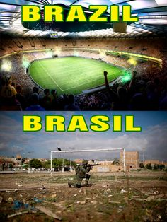 The Story of Resistance to FIFA's War on Brazilian People - Video Blog