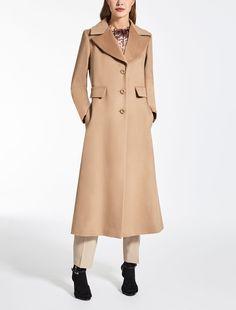 Max Mara CAPRARA camel: Wool coat.