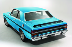 The Ford XY GT-HO Phase III is one of, if not, the most iconic car ever to be made Down Under. Custom Classic Cars, Old Classic Cars, Custom Cars, Australian Muscle Cars, Aussie Muscle Cars, Ford Falcon, Car Ford, Ford Gt, Big Girl Toys