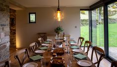 Our dining table here at the Barn & Cowshed can easily seat 14 people - we look forward to reopening soon.  #Williamstonbarns #NorthPennines #NorthPennAONB #northumberland #visitnorthumberland #familyholiday #slaggyford @simonjmorris Luxury Holiday Cottages, Holiday Accommodation, Luxury Holidays, Barns, Relax, Dining Table, Bedroom, People, Furniture