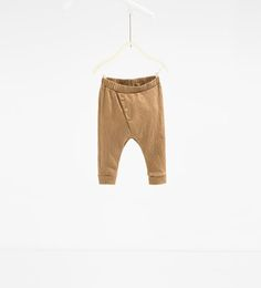 Image 2 of Crepe trousers from Zara