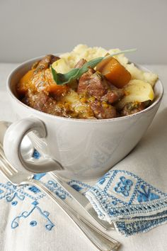 Paleo Lamb Stew with Butternut, Apples and Ginger {autoimmune paleo} – Healing Family Eats