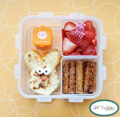 Cute kid lunches