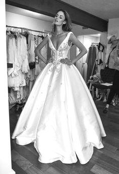 Nicole Trunfio Wedding Gown - See All of Nicole Trunfio's Wedding Dresses