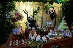Panda Party by Juliana Alves