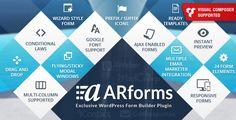 ARForms v2.7.7 – WordPress Form Builder Plugin