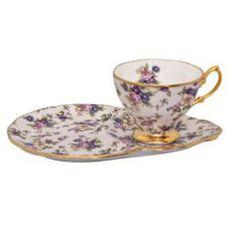 Royal Albert china: English Chintz