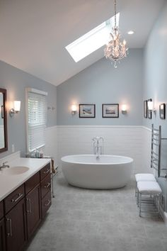 Bedroom Paint Colors Sherwin Williams Krypton 57 Ideas For 2019 Home, Bathroom Colors, Modern Bathroom, House Design, Wall Color, Bedroom Paint, Interior, Bathroom Paint Colors, Bathroom Design