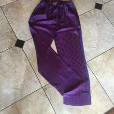 Tory Burch Pants - Tory Burch silk loungewear