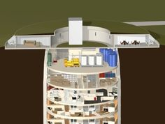 Apocalypse wow! Missile silo doomsday bunkers sold out   DVICE