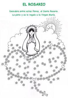 Virgen de Schoenstatt infantil - Buscar con Google                                                                                                                                                                                 More