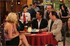 Photo Danny Trejo, David Zayas, George Lopez, Mikaela Hoover Saint George