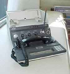 Motorola APCOR Advanced Portable Coronary Observation Radio