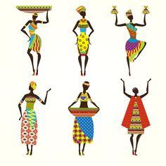 Африканские женщины   idea-s.ru
