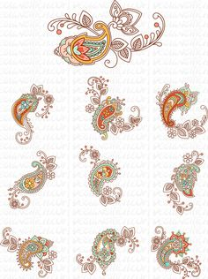 DesignStitch - Clip art ready to digitize - Free clip art download-Embroidery Top Designs