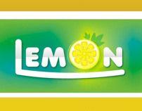 Lemon by Mukhtar Rizvi, via Behance