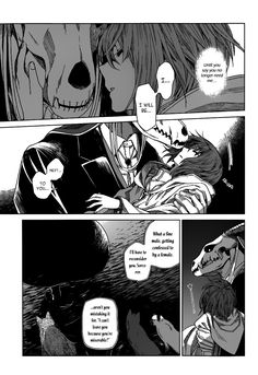 Read manga Mahou Tsukai no Yome Ch.007: Love Conquers All online in high quality