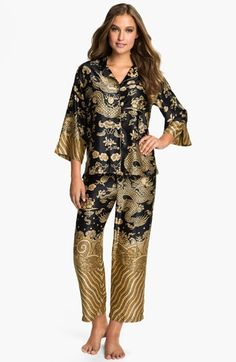 Natori  Dragon  Pajamas available at  Nordstrom Dragon Shop ef7b0e8b0