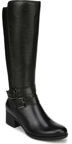 baff7f7533d Free shipping and returns on AquaDiva Kallena Waterproof Knee High Boot ( Women) at Nordstrom.com. A stretchy shaft makes for a comfortabl…