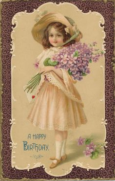 Are you looking for inspiration for happy birthday?Browse around this site for perfect happy birthday ideas.May the this special day bring you happy memories. Birthday Postcards, Vintage Birthday Cards, Vintage Greeting Cards, Happy Birthday Best Friend, Happy Birthday Fun, Sister Birthday, Photo Postcards, Vintage Postcards, Vintage Pictures