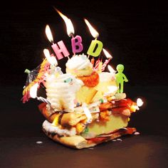 New trending GIF on Giphy. pizza birthday happy birthday candles birthday cake hbd pizza cake birthday bot. Follow Me CooliPhone6Case on Twitter Facebook Google Instagram LinkedIn Blogger Tumblr Youtube