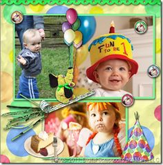 Baby scrapbook ideas... don't lose those memories now! http://morningreview.org/fun-scrapbook-layout-ideas.html