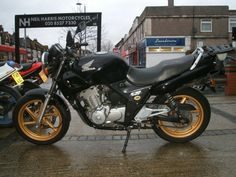 HONDA CB 499 cc 500-S - Neil Harris Motorcycles