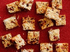 Magic Bars : What makes these easy-to-make bars so magical? The graham cracker crumbs and sweetened condensed milk magically come together to make an ooey-gooey bottom layer, and the bars are loaded with rich layers of chocolate chips, butterscotch, pecans and coconut.