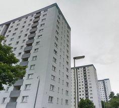 Dundee Multis - Bonnethill Court from Hilltown Terrace