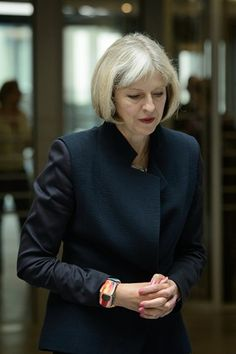 Theresa May Vogue Desert Island Discs Subscription (Vogue.com UK)