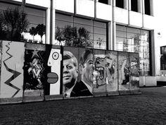 Berlin Wall at Lacma museum