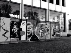 Berlin Wall at Lacma museum