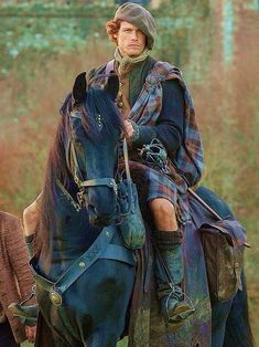 Jamie Fraser of Outlander