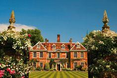 My Secret Garden: Lainston House Hotel, Hampshire