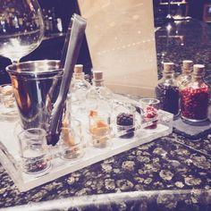 Gin & Tonic Mixology  #lblogger #lbloggers #london #gin